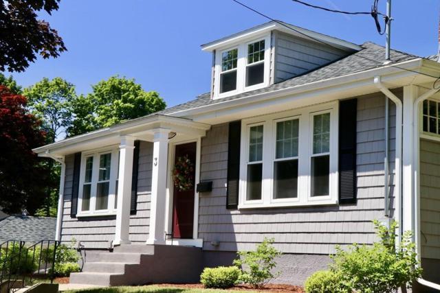 3 Winona, Newton, MA 02466 (MLS #72359079) :: ALANTE Real Estate