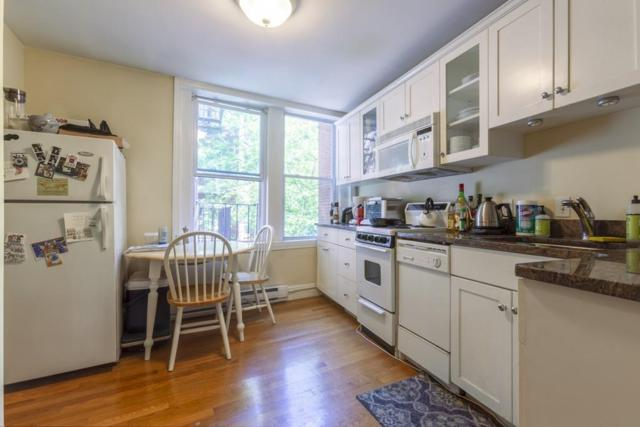 115 Salem Street #6, Boston, MA 02113 (MLS #72359139) :: Goodrich Residential