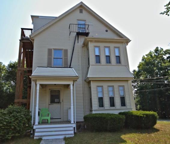 145 Alden St, Whitman, MA 02382 (MLS #72359190) :: Keller Williams Realty Showcase Properties
