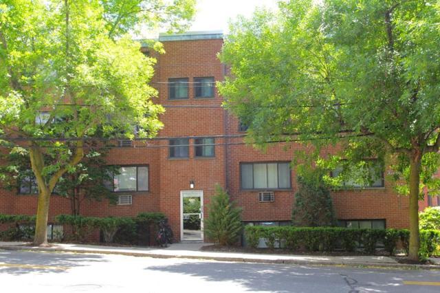 205 Kent Street #35, Brookline, MA 02446 (MLS #72359211) :: The Gillach Group