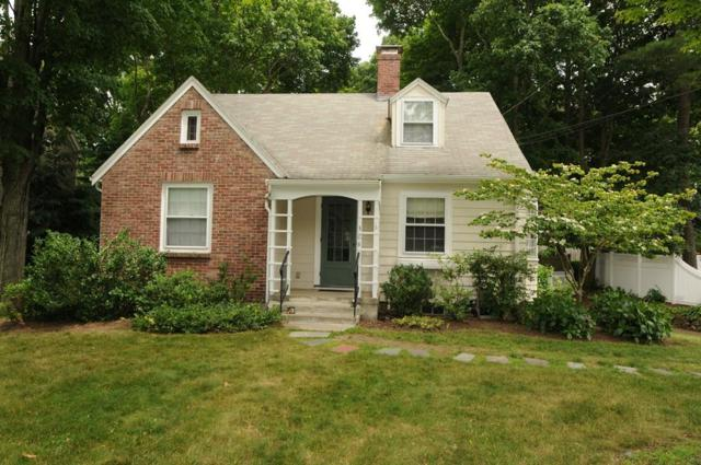 308 Webster, Needham, MA 02494 (MLS #72359235) :: The Gillach Group