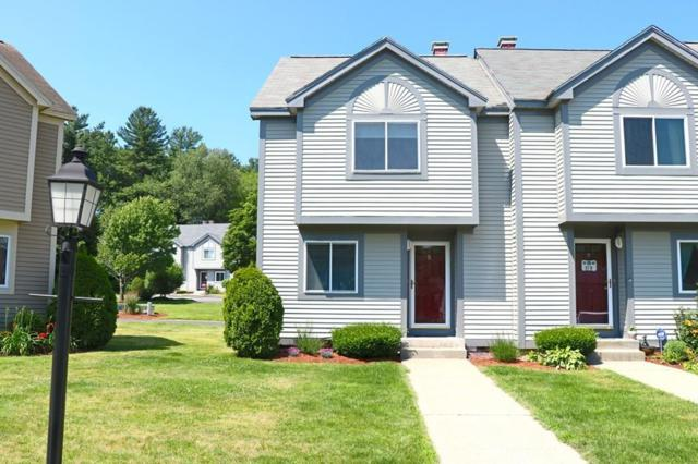55 Littleton Rd 27A, Ayer, MA 01432 (MLS #72359310) :: The Home Negotiators