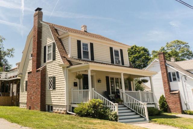 10A Spruce Street A, Danvers, MA 01923 (MLS #72359348) :: ALANTE Real Estate