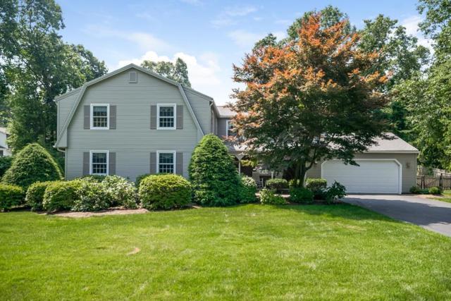 21 Cambridge Circle, Longmeadow, MA 01106 (MLS #72359473) :: NRG Real Estate Services, Inc.