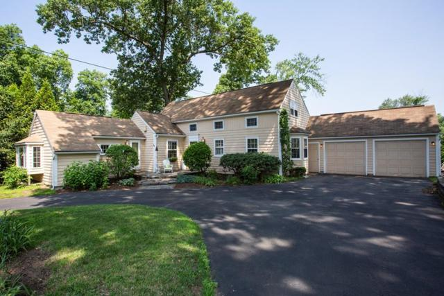 100 Emerson Rd, Longmeadow, MA 01106 (MLS #72359599) :: NRG Real Estate Services, Inc.