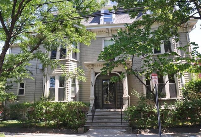 308 Brookline St #1, Cambridge, MA 02139 (MLS #72359604) :: Goodrich Residential
