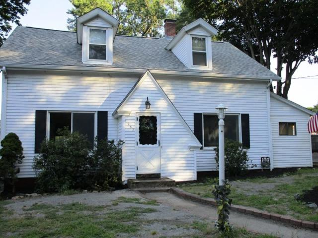 1257 Smithfield Ave, Lincoln, RI 02865 (MLS #72359640) :: Westcott Properties
