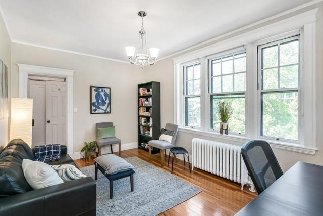 6 Crawford St #7, Cambridge, MA 02139 (MLS #72359712) :: Goodrich Residential