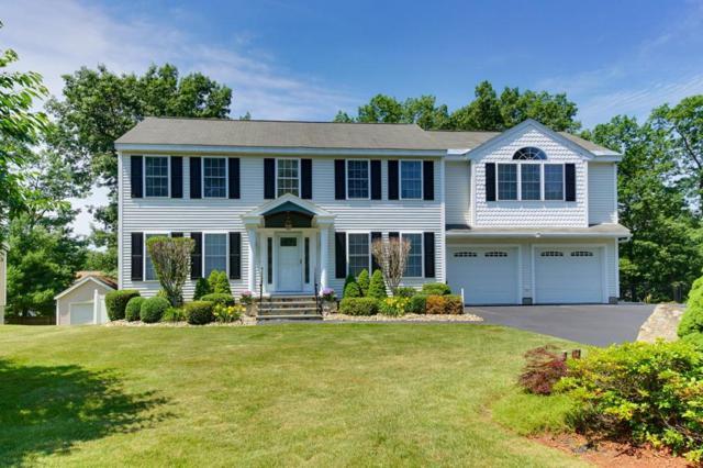 90 Corinthian Drive, Lowell, MA 01854 (MLS #72359793) :: ALANTE Real Estate