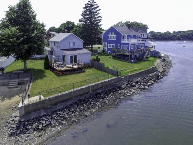 40 Riverside Street, Danvers, MA 01923 (MLS #72359800) :: ALANTE Real Estate