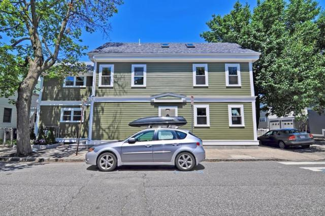 61 Winter St. #2, Cambridge, MA 02141 (MLS #72359864) :: Goodrich Residential