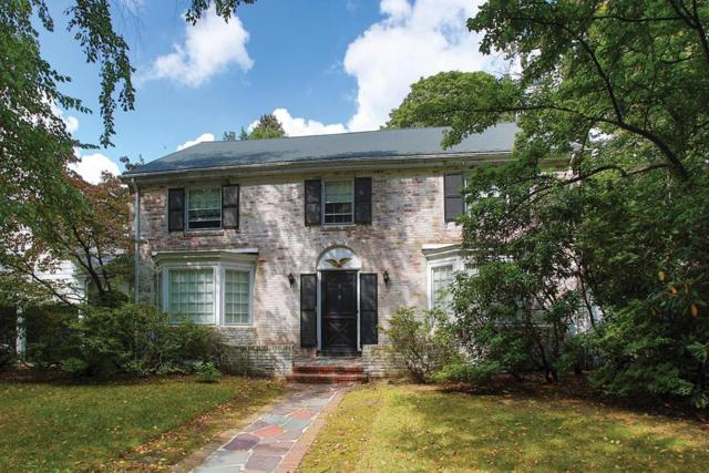 65 Chatham St, Brookline, MA 02446 (MLS #72359902) :: The Gillach Group