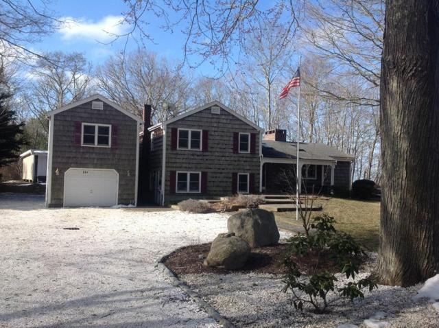 21A Douglas, Bourne, MA 02553 (MLS #72359965) :: Apple Country Team of Keller Williams Realty