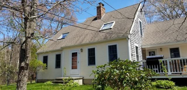 1 Small, Bourne, MA 02553 (MLS #72359975) :: ALANTE Real Estate