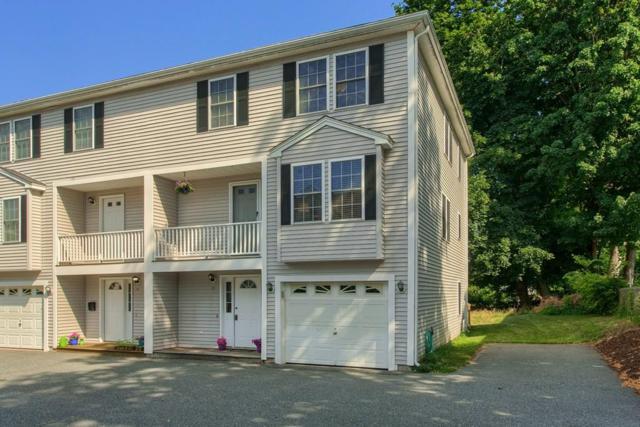 76 Sherman St #76, Lowell, MA 01852 (MLS #72360015) :: ALANTE Real Estate