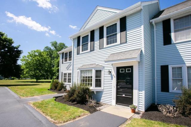 728 Auburn Street C2, Whitman, MA 02382 (MLS #72360031) :: Keller Williams Realty Showcase Properties