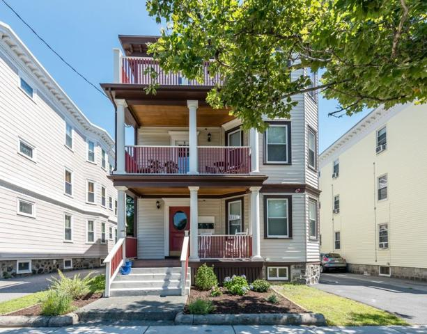 1055 Massachusetts Ave #3, Arlington, MA 02476 (MLS #72360034) :: ALANTE Real Estate