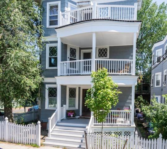 2 Newton Street #2, Cambridge, MA 02139 (MLS #72360083) :: Goodrich Residential