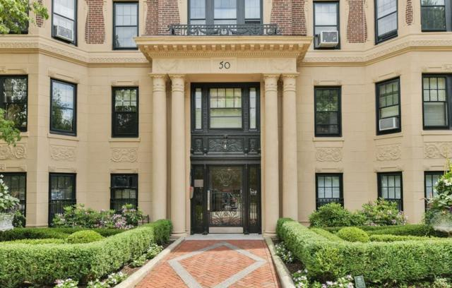 50 Commonwealth Avenue #302, Boston, MA 02116 (MLS #72360147) :: The Gillach Group