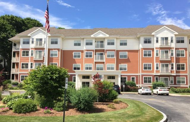 250 Main St #206, Hudson, MA 01749 (MLS #72360277) :: The Home Negotiators