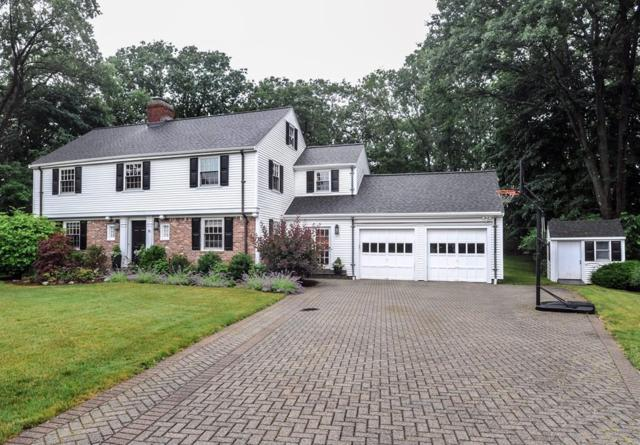 15 Mountview Rd, Wellesley, MA 02481 (MLS #72360296) :: The Gillach Group