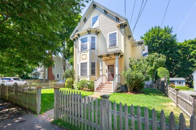 149 Hillside Avenue A, Arlington, MA 02476 (MLS #72360318) :: The Muncey Group