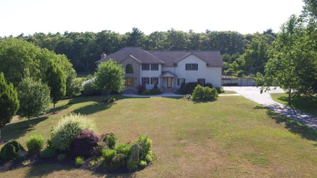 70 Millers Dr, Dartmouth, MA 02747 (MLS #72360499) :: Apple Country Team of Keller Williams Realty