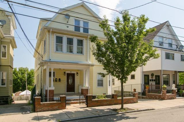 71 Heath St #3, Somerville, MA 02145 (MLS #72360532) :: Westcott Properties