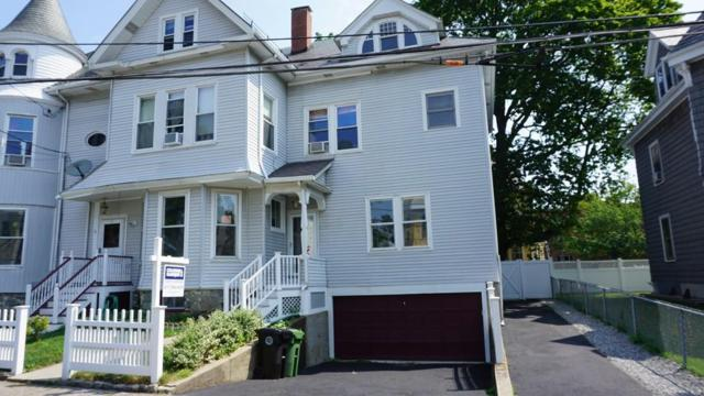 10 Chester Street #10, Watertown, MA 02472 (MLS #72360550) :: ALANTE Real Estate