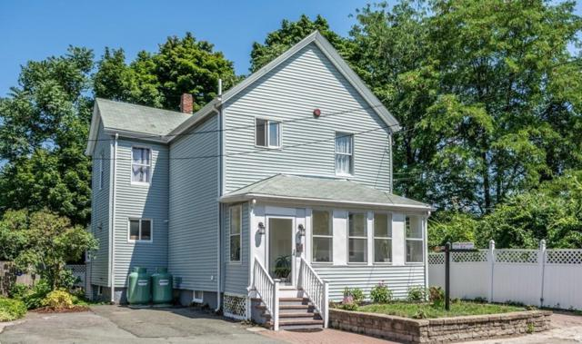 9 Curve Street, Newton, MA 02465 (MLS #72360583) :: The Gillach Group