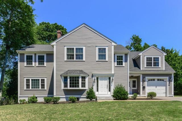 94 Nahanton Ave, Milton, MA 02186 (MLS #72360619) :: ALANTE Real Estate