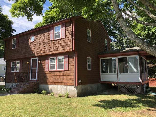 2 Cordage St #1, Plymouth, MA 02360 (MLS #72360687) :: ALANTE Real Estate
