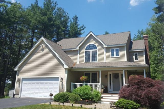 62 Redstone Hill Road, Sterling, MA 01564 (MLS #72360796) :: The Home Negotiators