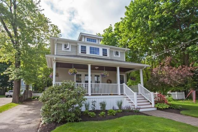 116 Pleasant St., Cohasset, MA 02025 (MLS #72360865) :: Keller Williams Realty Showcase Properties
