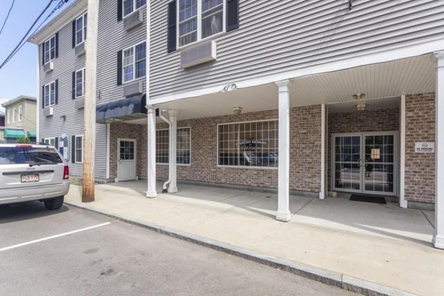 12 Pratt, Mansfield, MA 02048 (MLS #72360898) :: ALANTE Real Estate