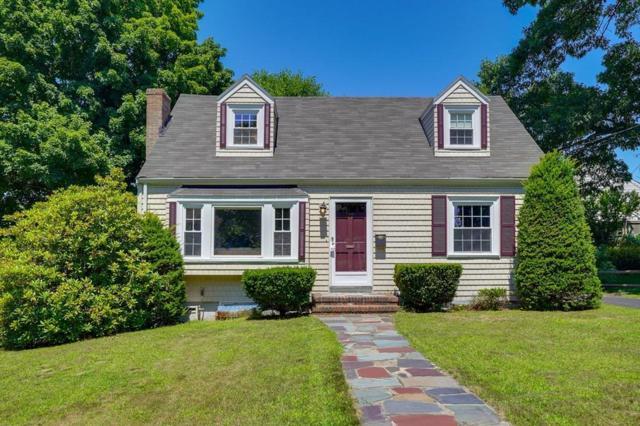 25 Norwich Cir, Medford, MA 02155 (MLS #72360922) :: ALANTE Real Estate
