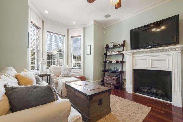 719 East 4th St #2, Boston, MA 02127 (MLS #72361133) :: Goodrich Residential