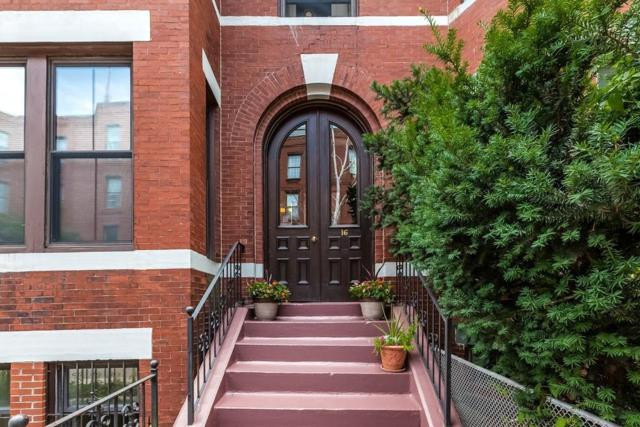 16 Symphony Rd #1, Boston, MA 02115 (MLS #72361141) :: The Gillach Group