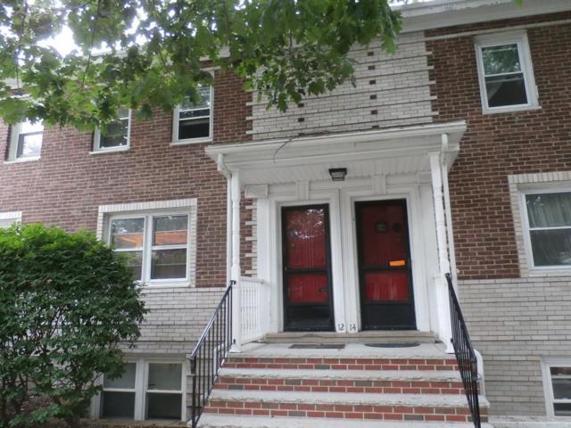 12 Newman Road #12, Malden, MA 02148 (MLS #72361271) :: Westcott Properties
