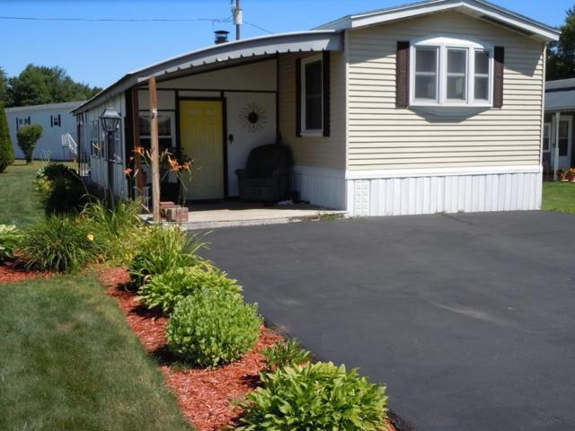 556 Central Street #28, Leominster, MA 01453 (MLS #72361342) :: The Home Negotiators