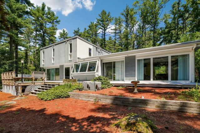 6 Mountain Rd/On Sharon Line, Easton, MA 02356 (MLS #72361343) :: Lauren Holleran & Team