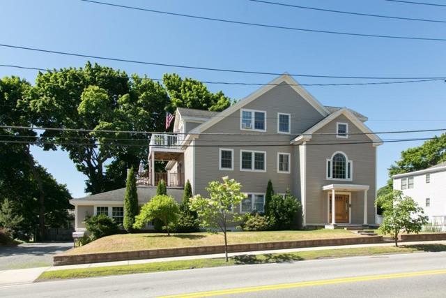 284 Cross St B, Winchester, MA 01890 (MLS #72361410) :: ALANTE Real Estate