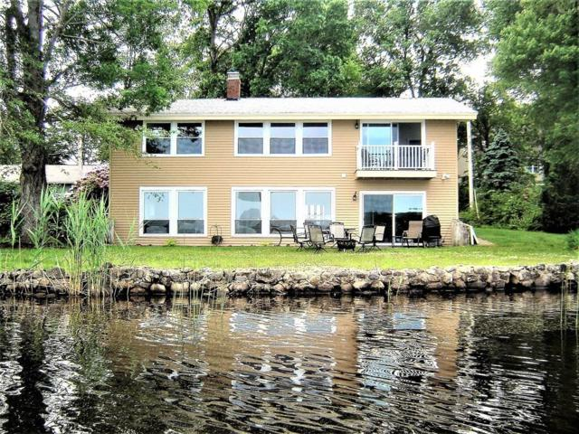 72 Pleasant Circle, Canton, MA 02021 (MLS #72361595) :: ALANTE Real Estate