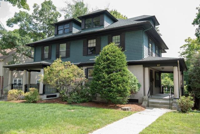 27 Chamberlain Parkway, Worcester, MA 01602 (MLS #72361657) :: Commonwealth Standard Realty Co.