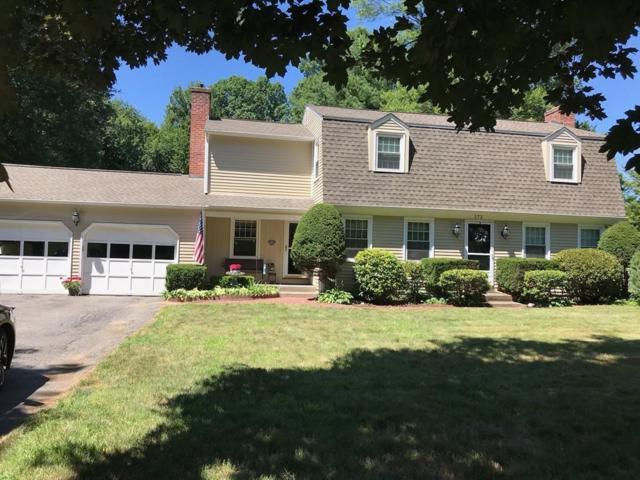 172 Franklin Rd, Longmeadow, MA 01106 (MLS #72361762) :: NRG Real Estate Services, Inc.