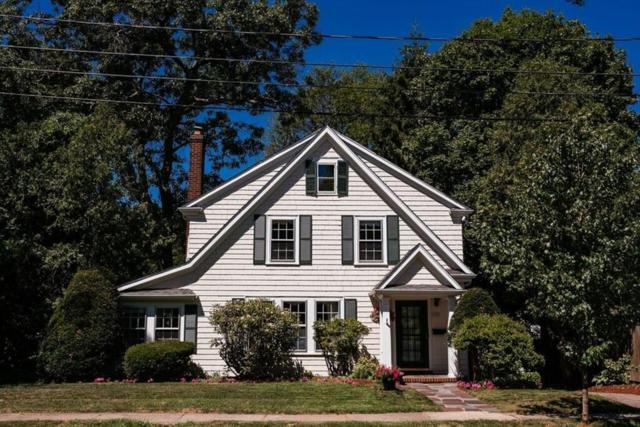 69 Wilshire Park, Needham, MA 02492 (MLS #72361911) :: The Gillach Group
