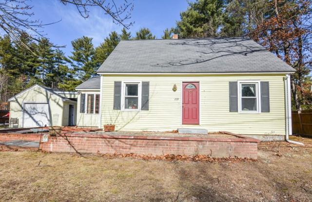 239 Forge Village Rd, Groton, MA 01450 (MLS #72362054) :: Exit Realty