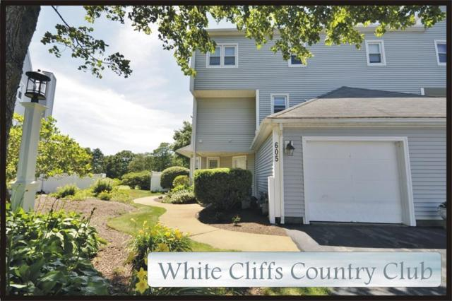 605 White Cliff Dr #605, Plymouth, MA 02360 (MLS #72362113) :: Vanguard Realty