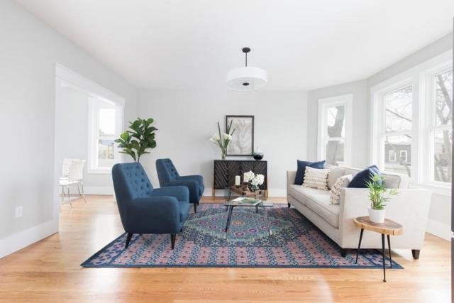 23 Palermo St #2, Cambridge, MA 02141 (MLS #72362132) :: Charlesgate Realty Group