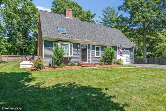 7 Holiday Lane, Sandwich, MA 02563 (MLS #72362160) :: Cobblestone Realty LLC